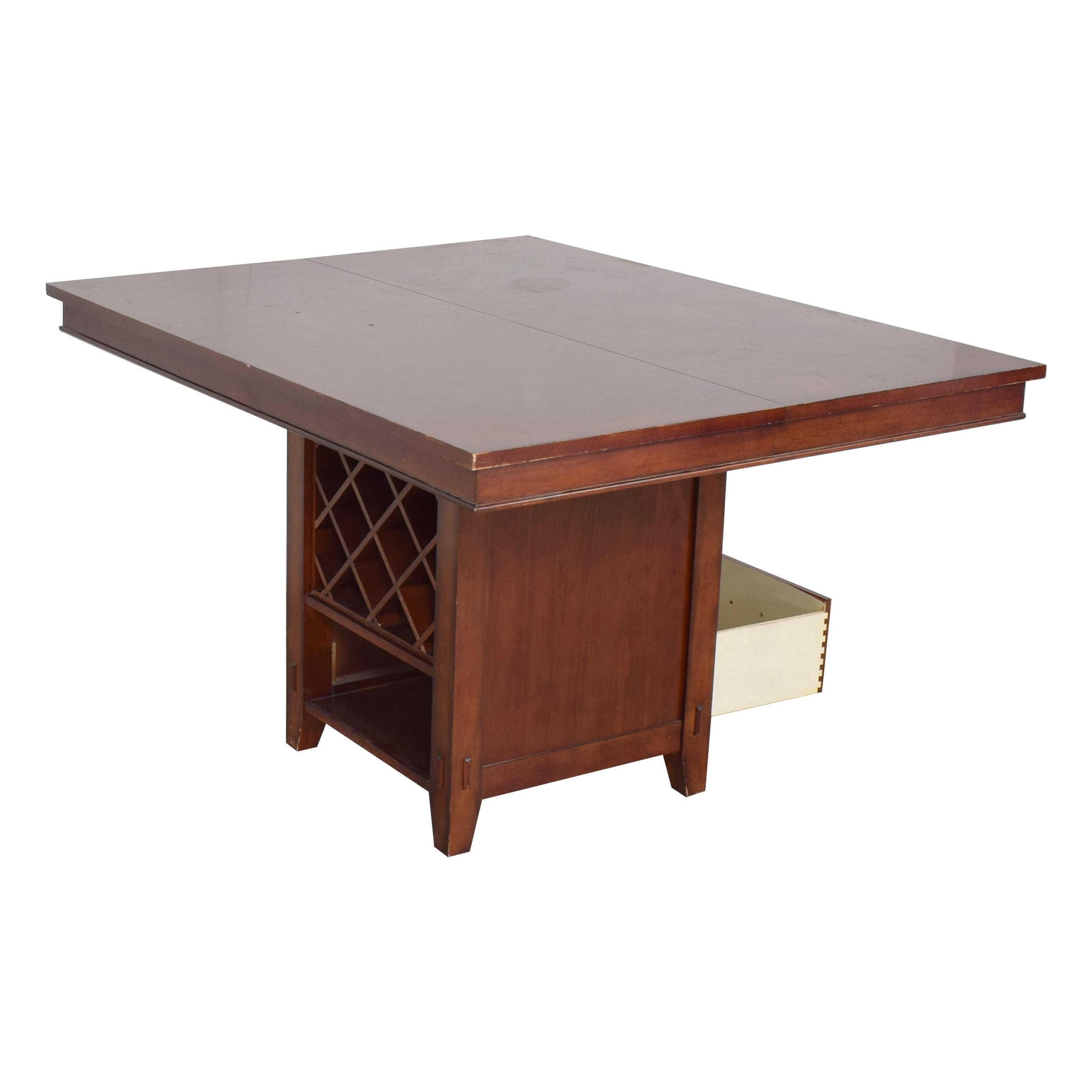 Broyhill Furniture Broyhill Furniture Vantana Dining Table dimensions
