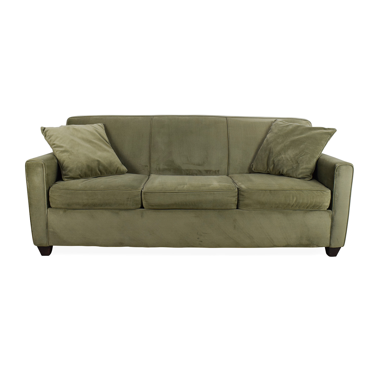 Raymour And Flanigan Parker Pullout Sofa On