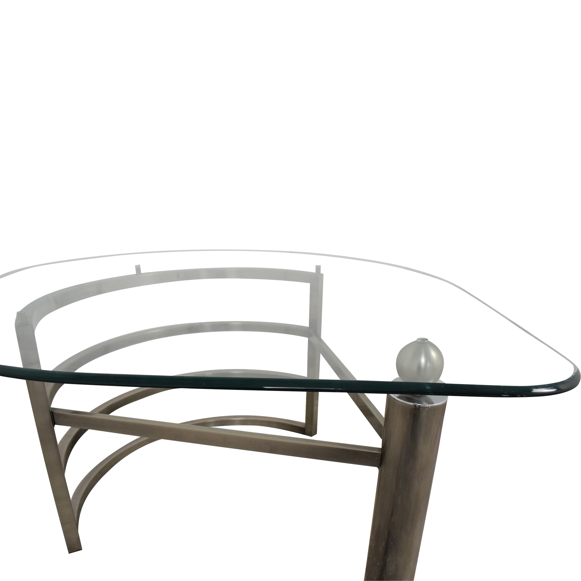 Glass Coffee Table pa