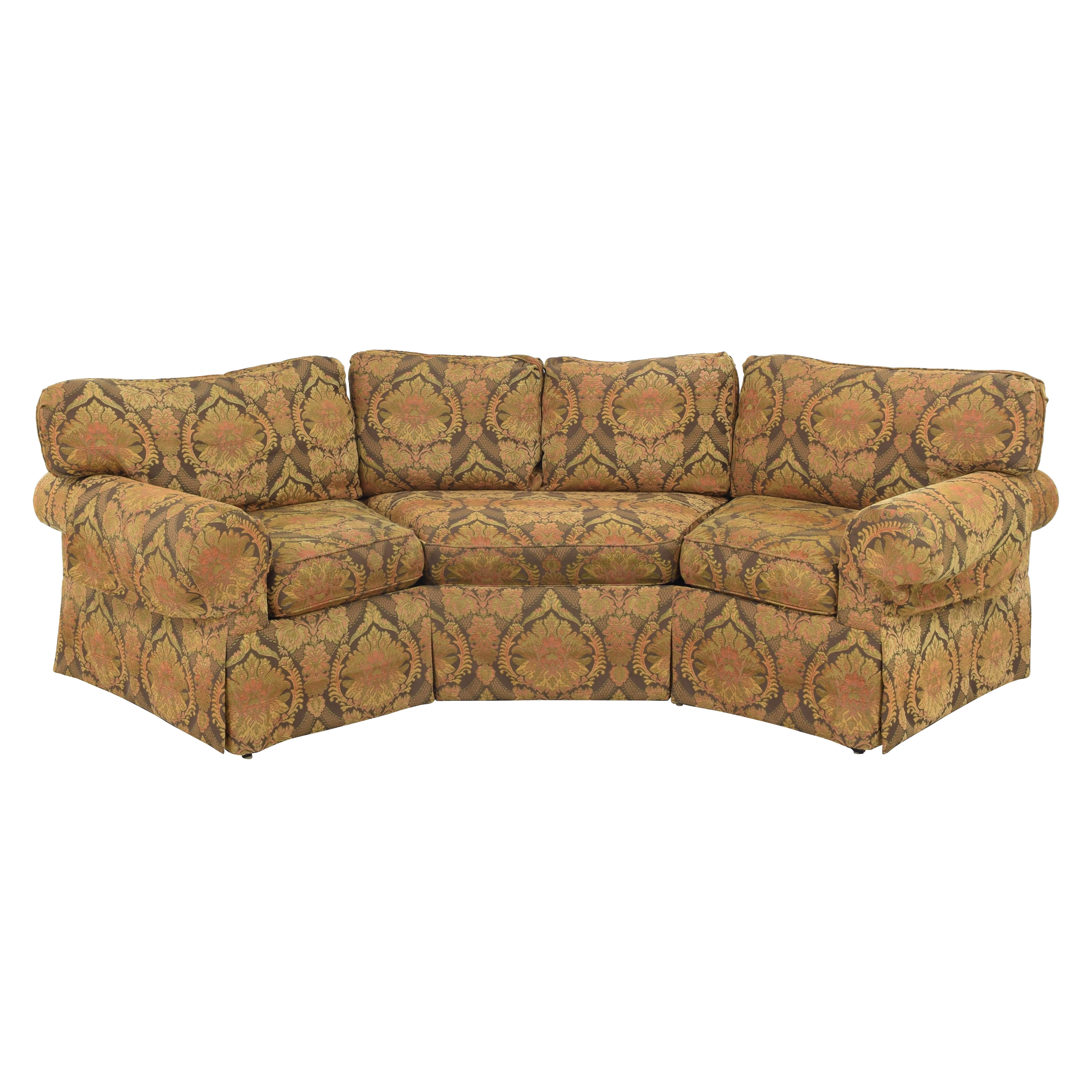 shop Vanguard Furniture Wedge Slipcover Sofa Vanguard Furniture Sofas