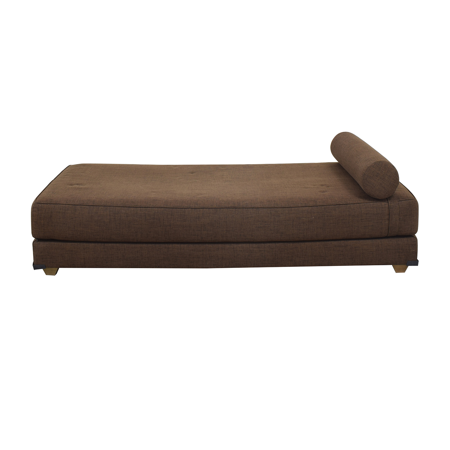 CB2 CB2 Lubi Daybed brown