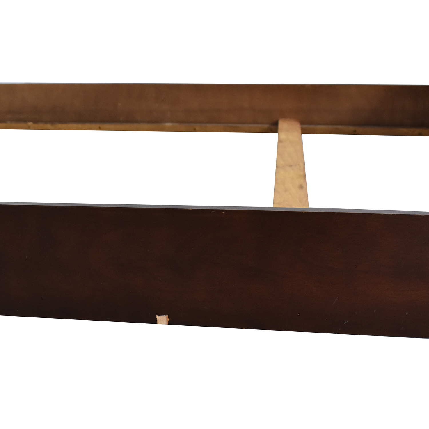 Wooden Queen Bed Frame on sale