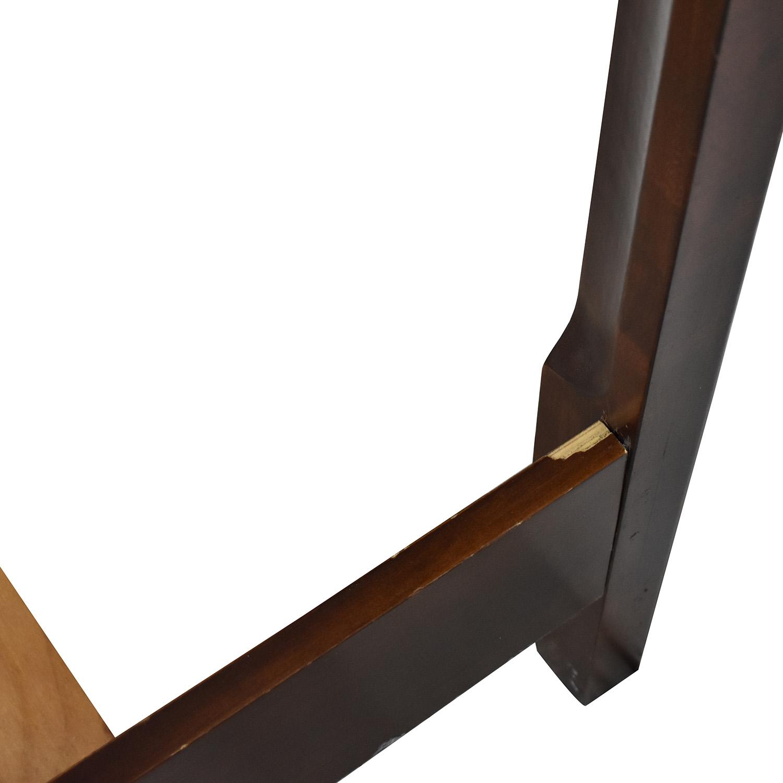 shop Wooden Queen Bed Frame  Beds