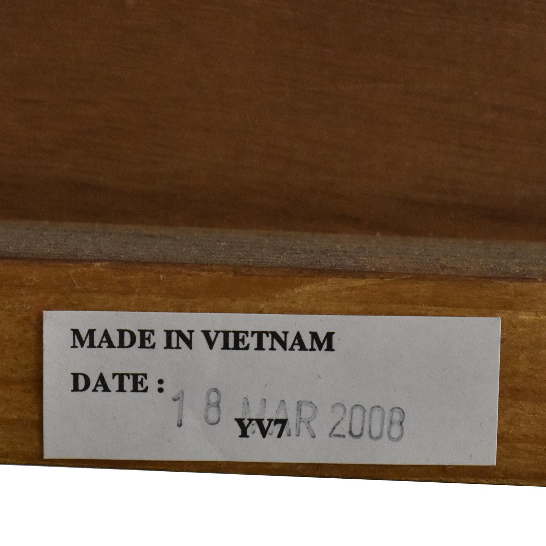 Wooden Queen Bed Frame sale
