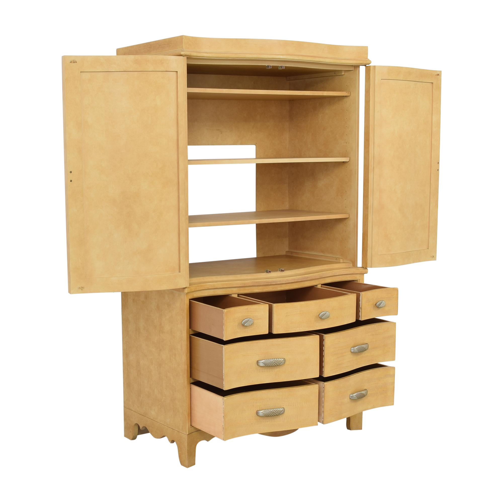 Century Furniture Century Furniture Citation Wardrobe Armoire ct