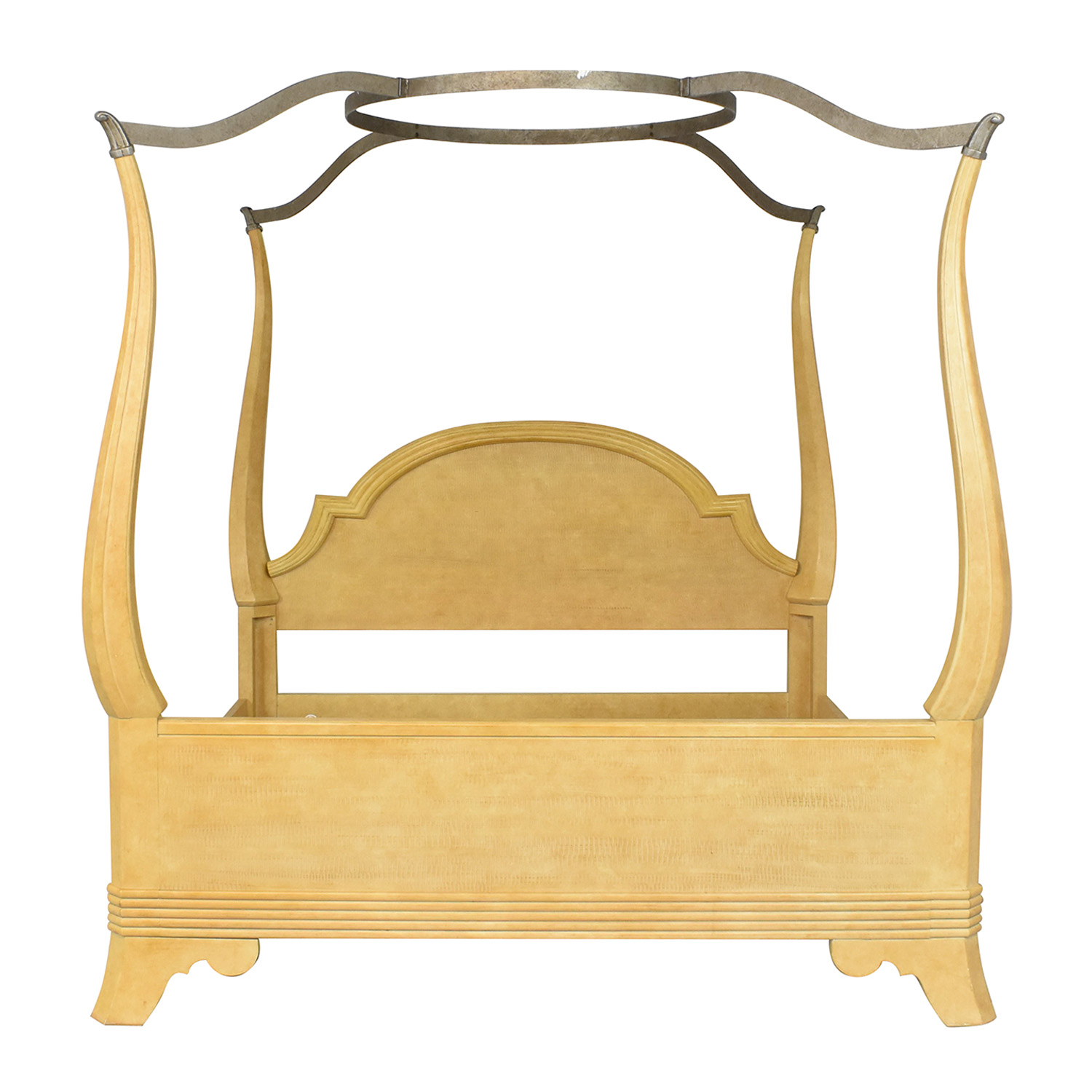 Century Furniture Century Furniture King Canopy Bed dimensions