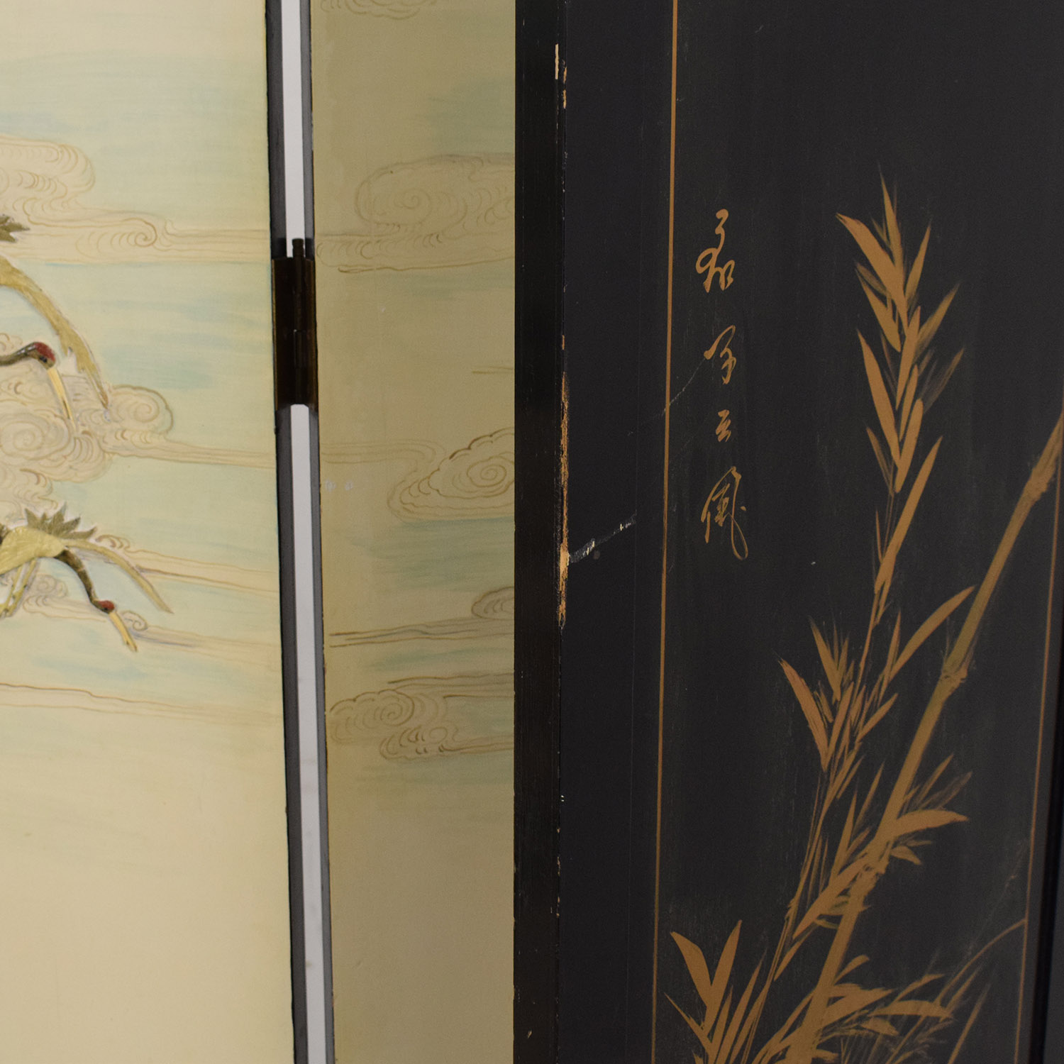 Chinese Style Panel Screen Divider / Dividers
