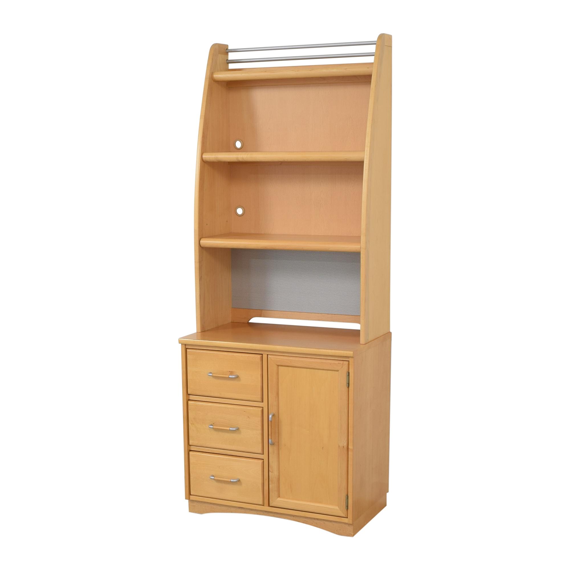 Stanley Furniture Stanley Furniture Modular Computer Storage Bookcases & Shelving