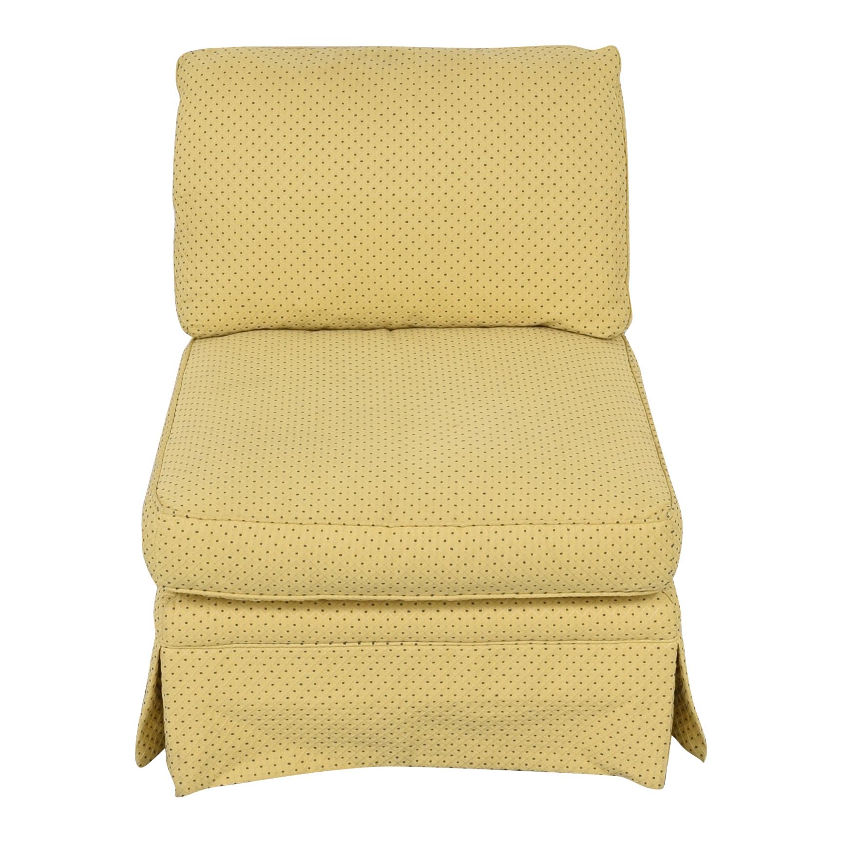 Sherrill Furniture Upholstered Chair Sherrill Furniture