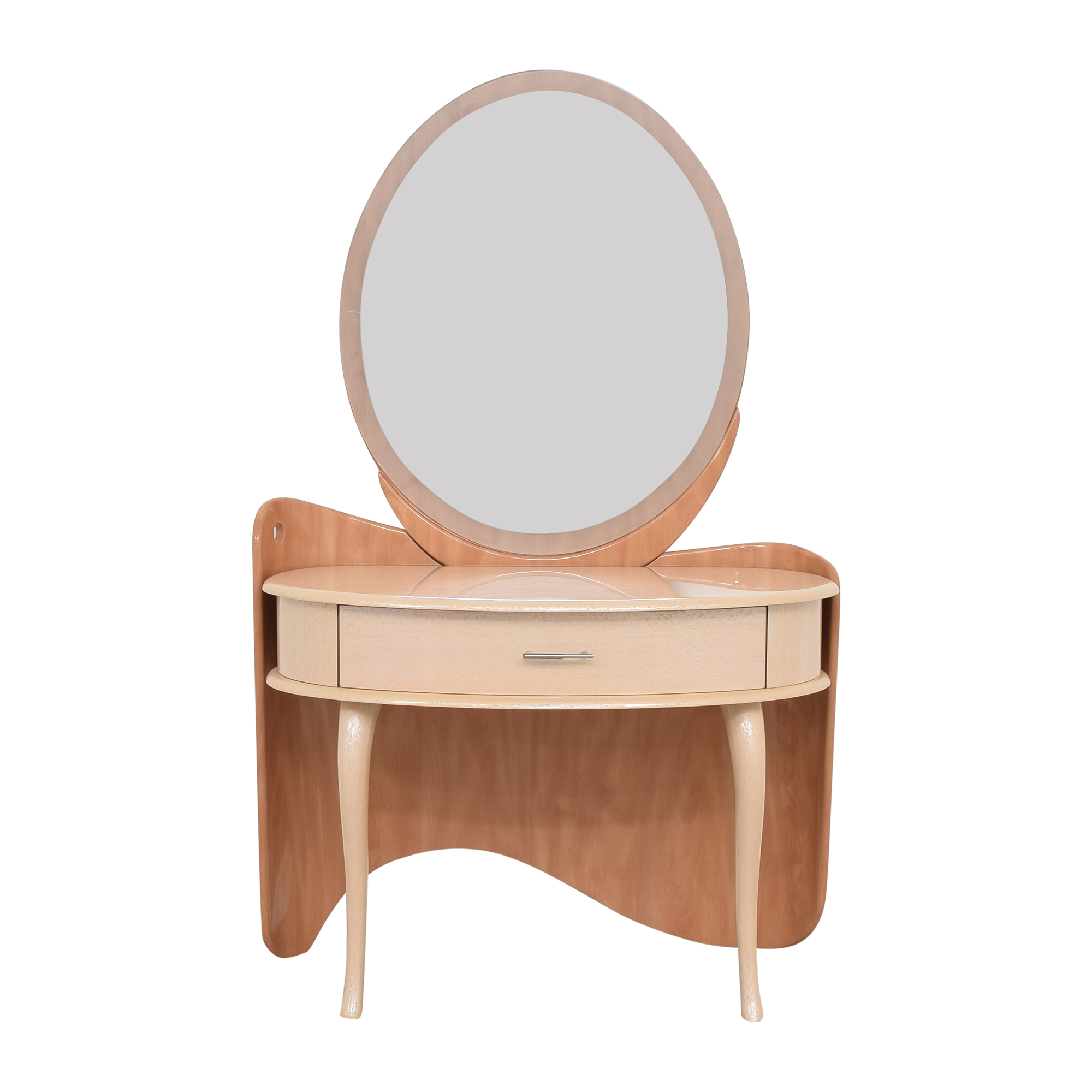 buy Vanity with Mirror  Accent Tables