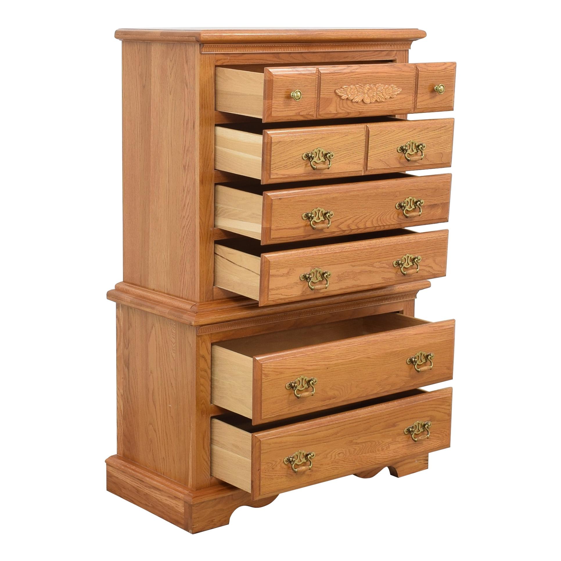 buy Tall Six Drawer Dresser  Dressers