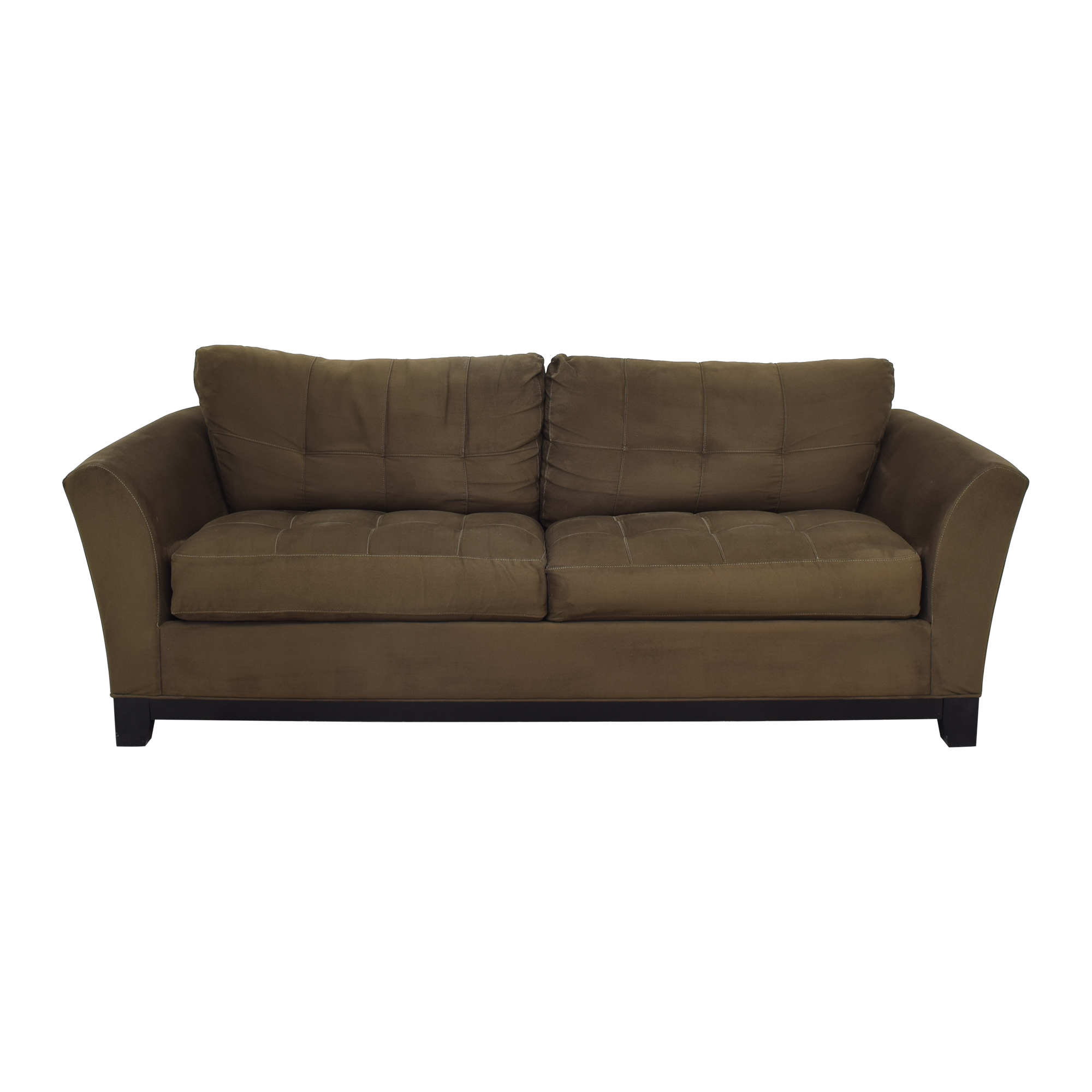 HM Richards Furniture HM Richards Furniture Loveseat with Ottoman used