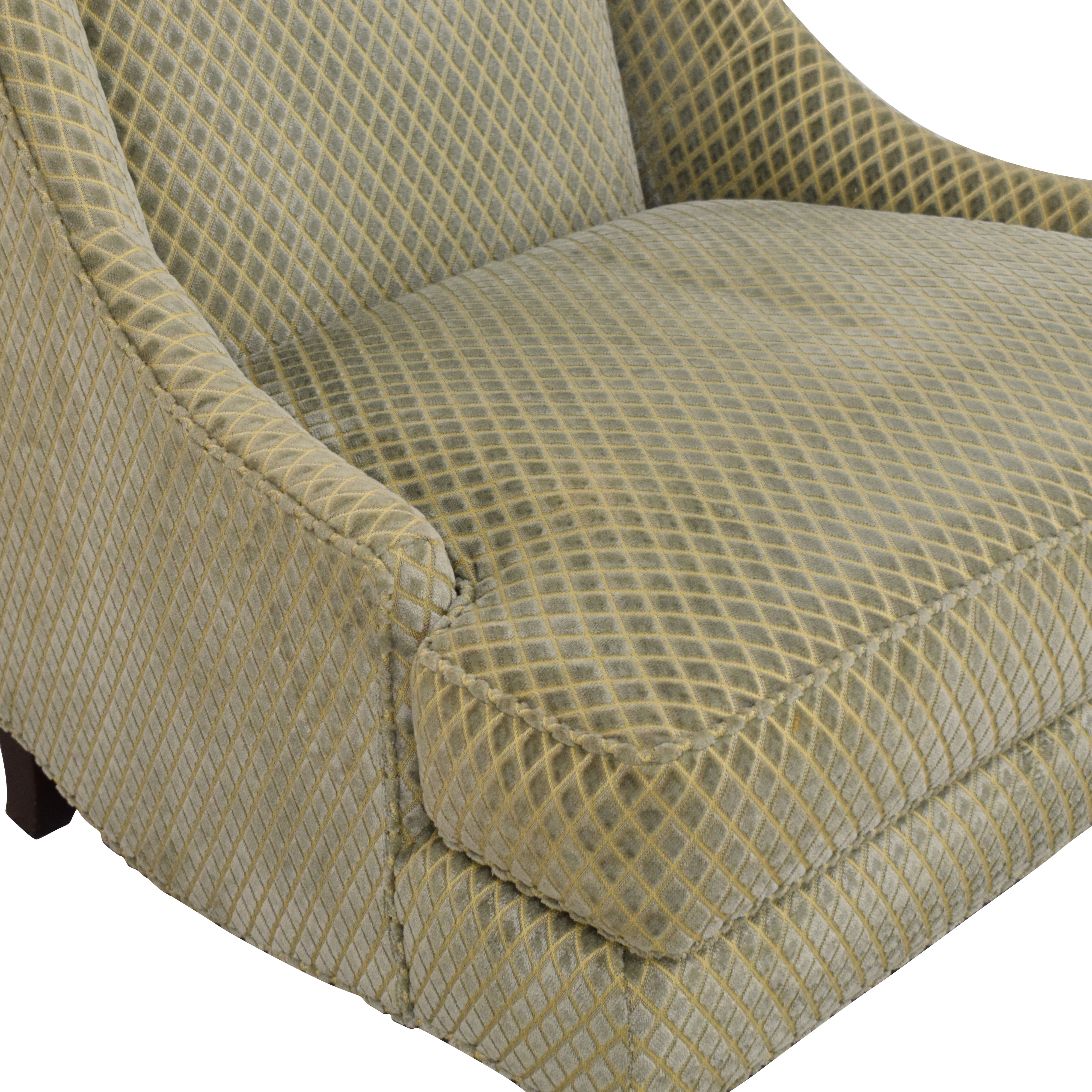 Hickory White Armless Chair sale