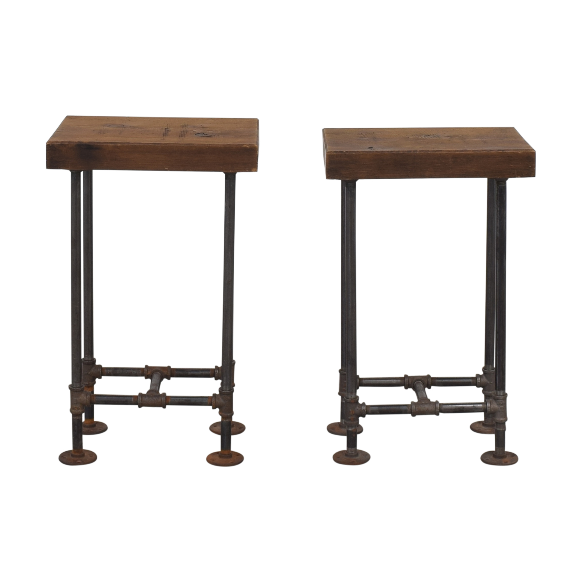 buy Custom Reclaimed Counter Height Stools  Chairs