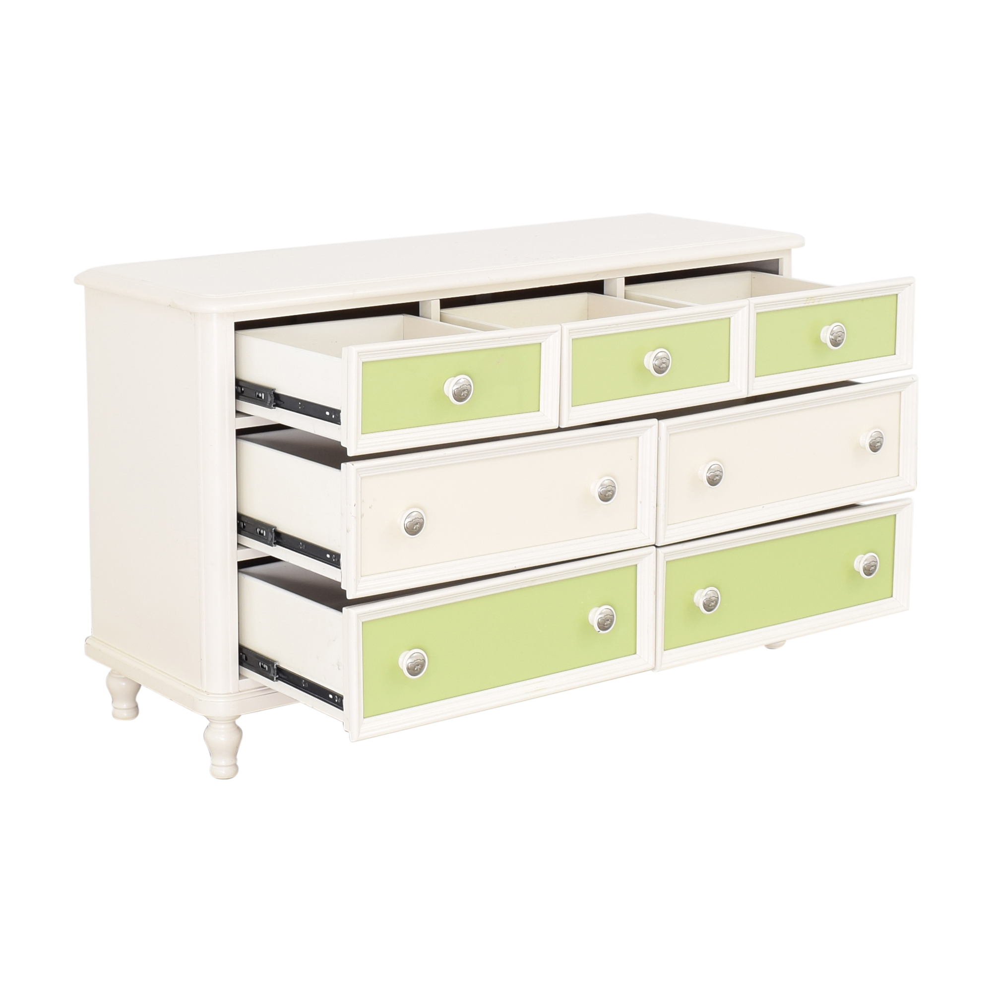 buy Raymour & Flanigan Raymour & Flanigan Colored Panel Dresser online