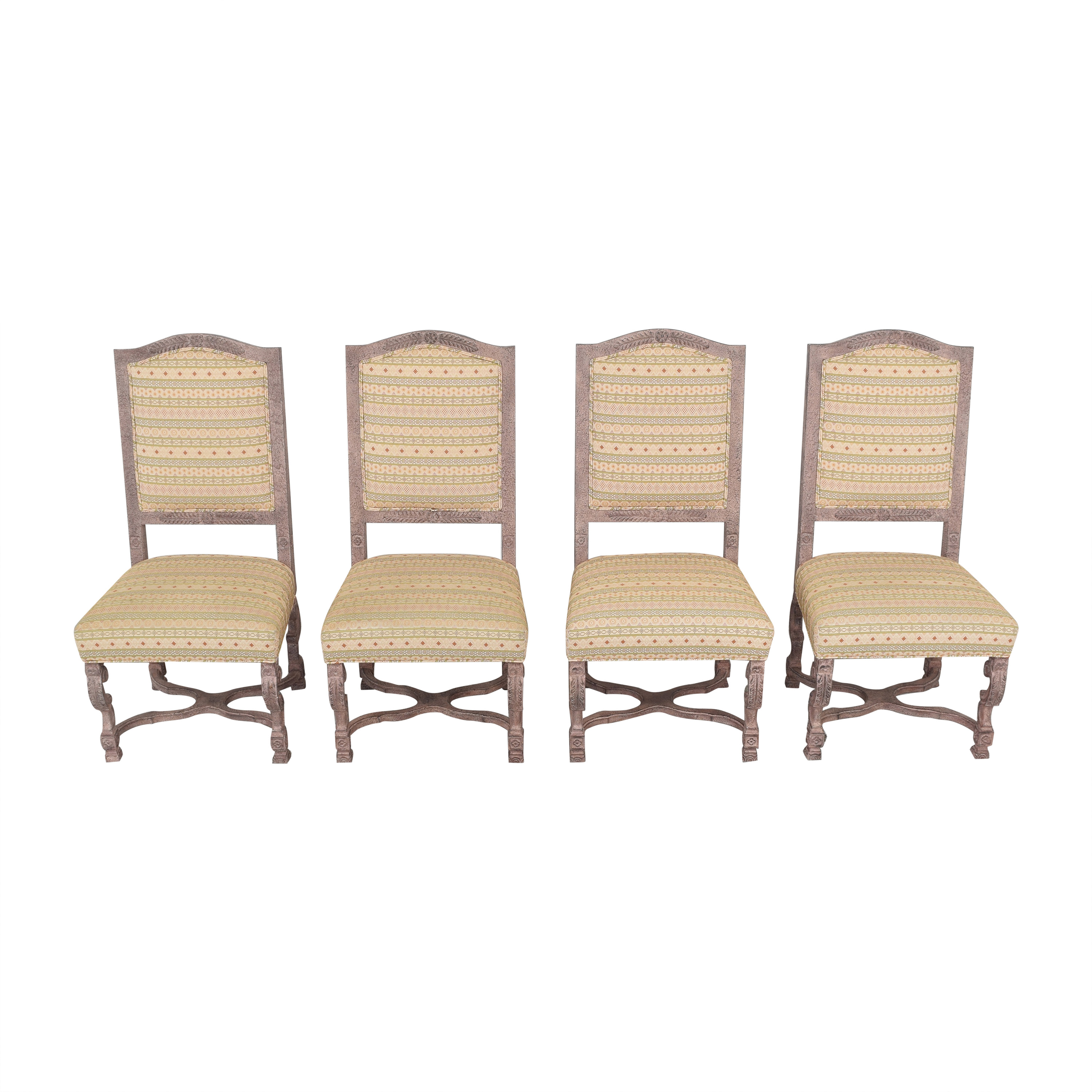 Artistic Frame Artistic Frame Monarque Dining Chairs used