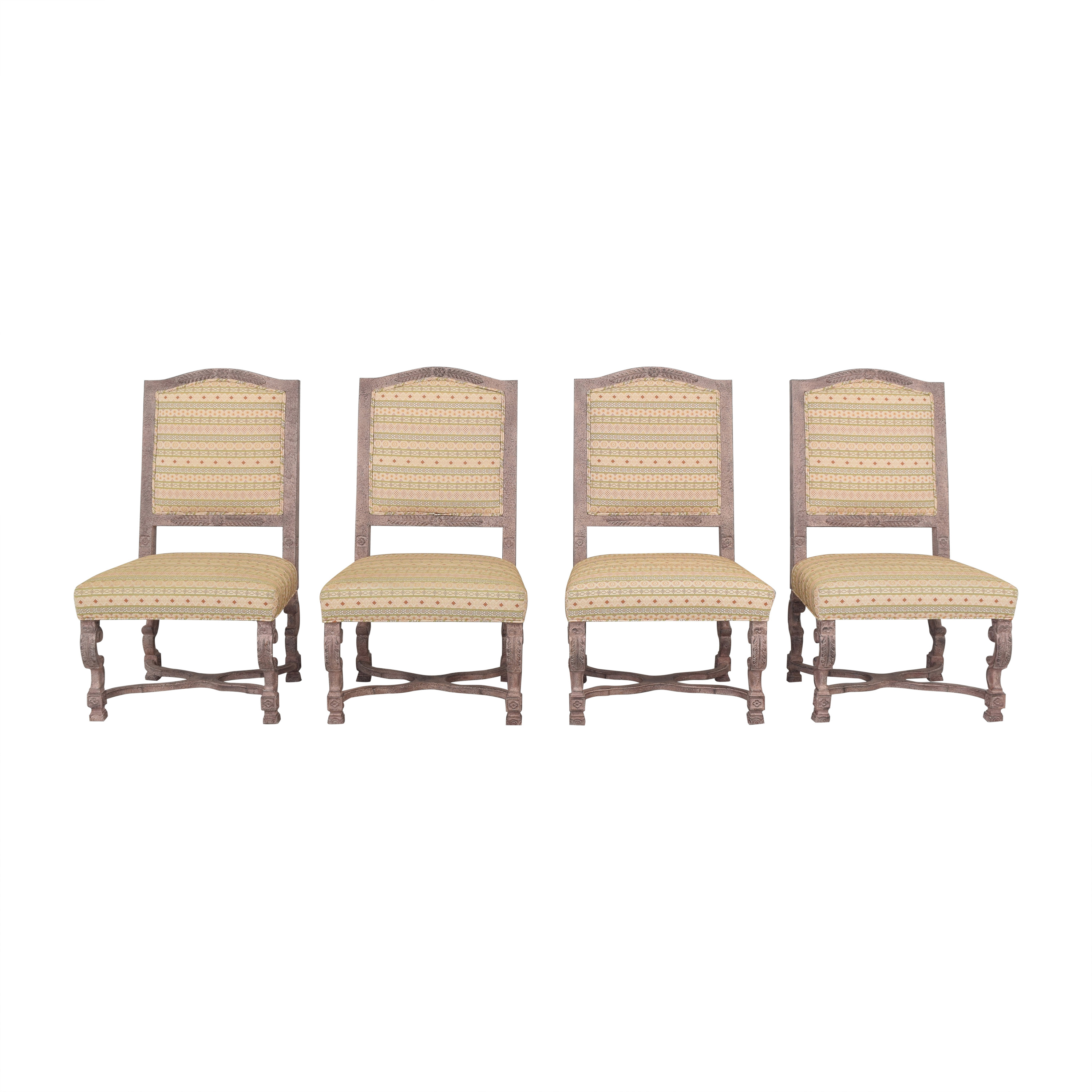 Artistic Frame Artistic Frame Monarque Side Chairs ma