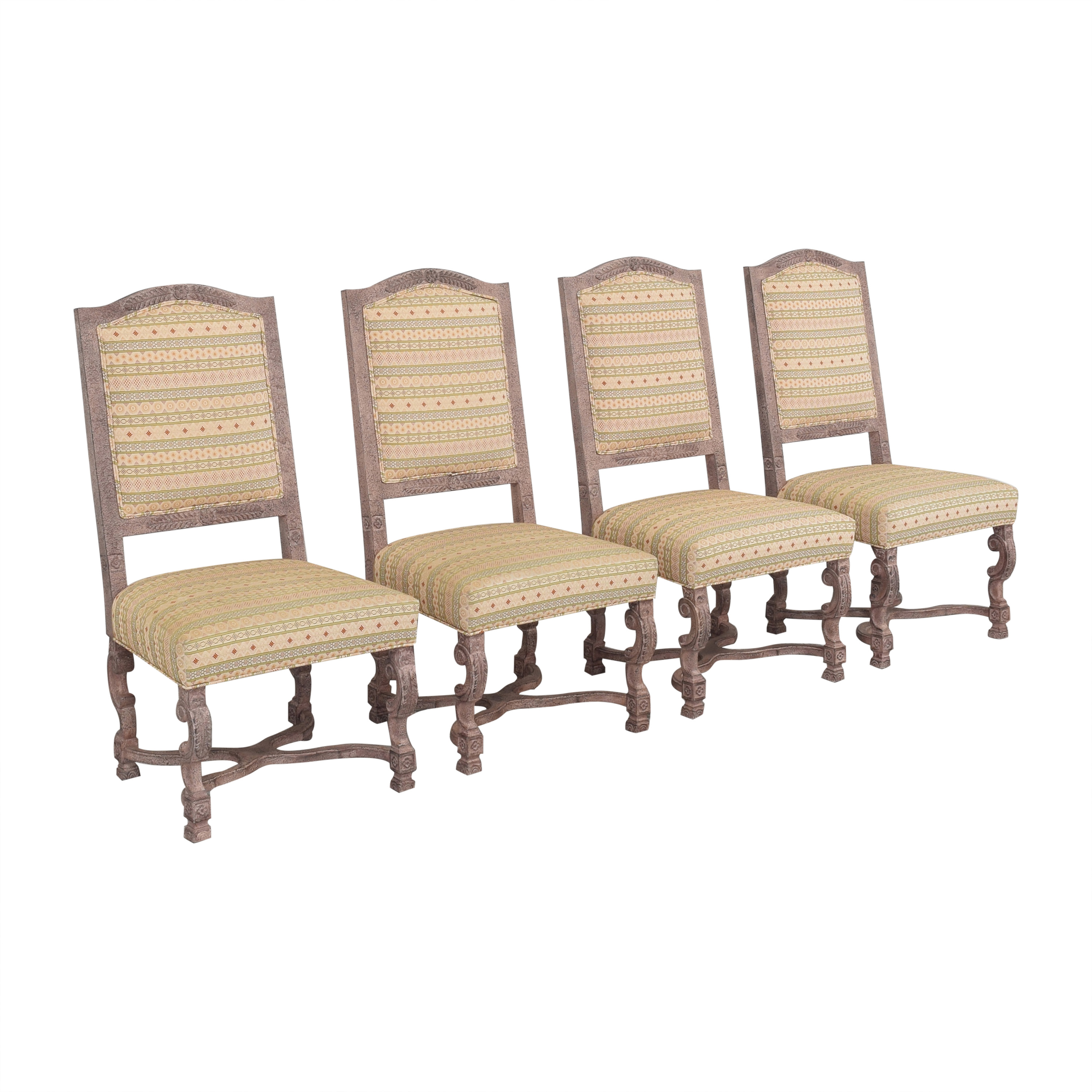 Artistic Frame Artistic Frame Monarque Dining Chairs discount