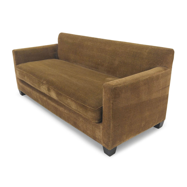 Custom Custom Single Cushion Couch / Sofas