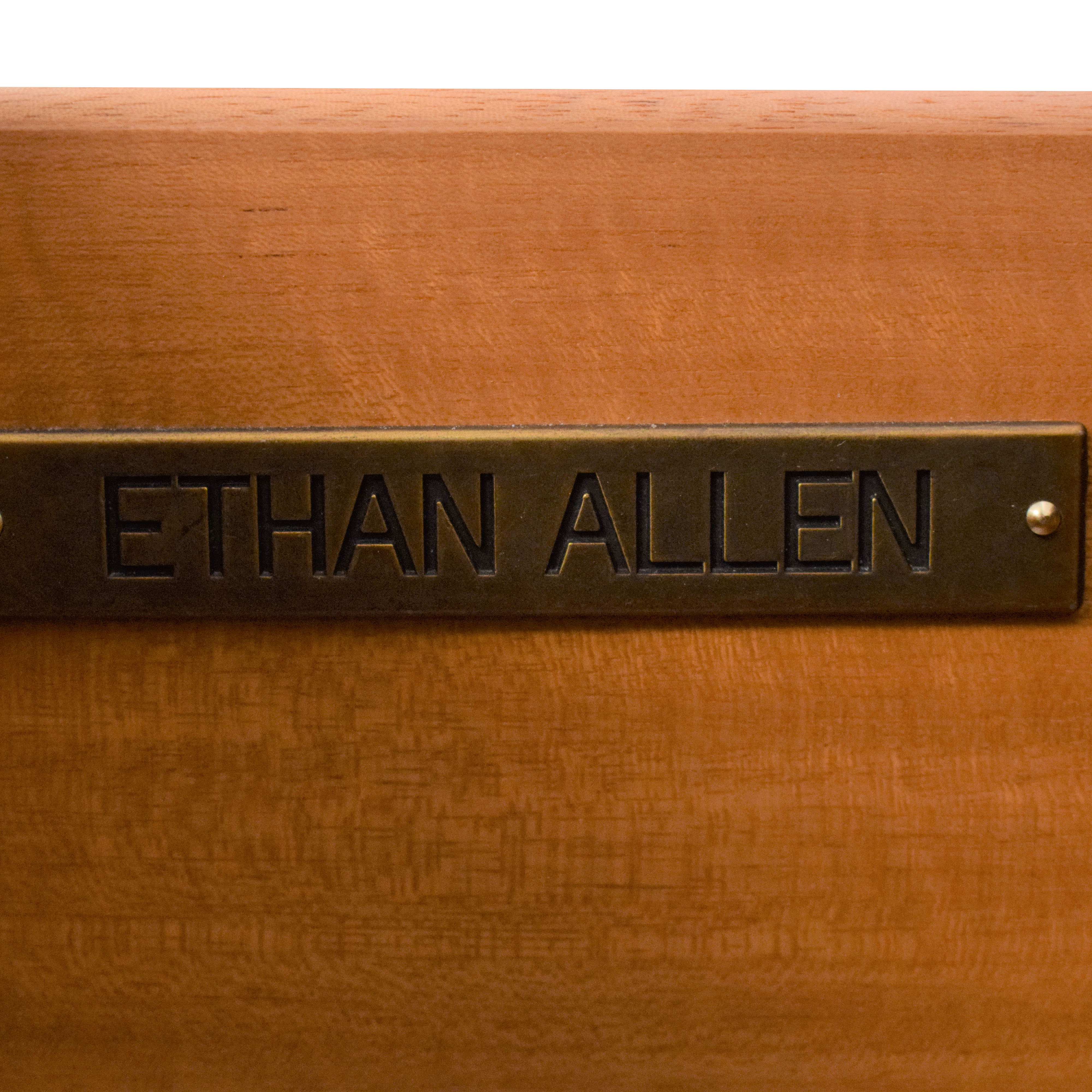 Ethan Allen Heston Triple Dresser / Storage