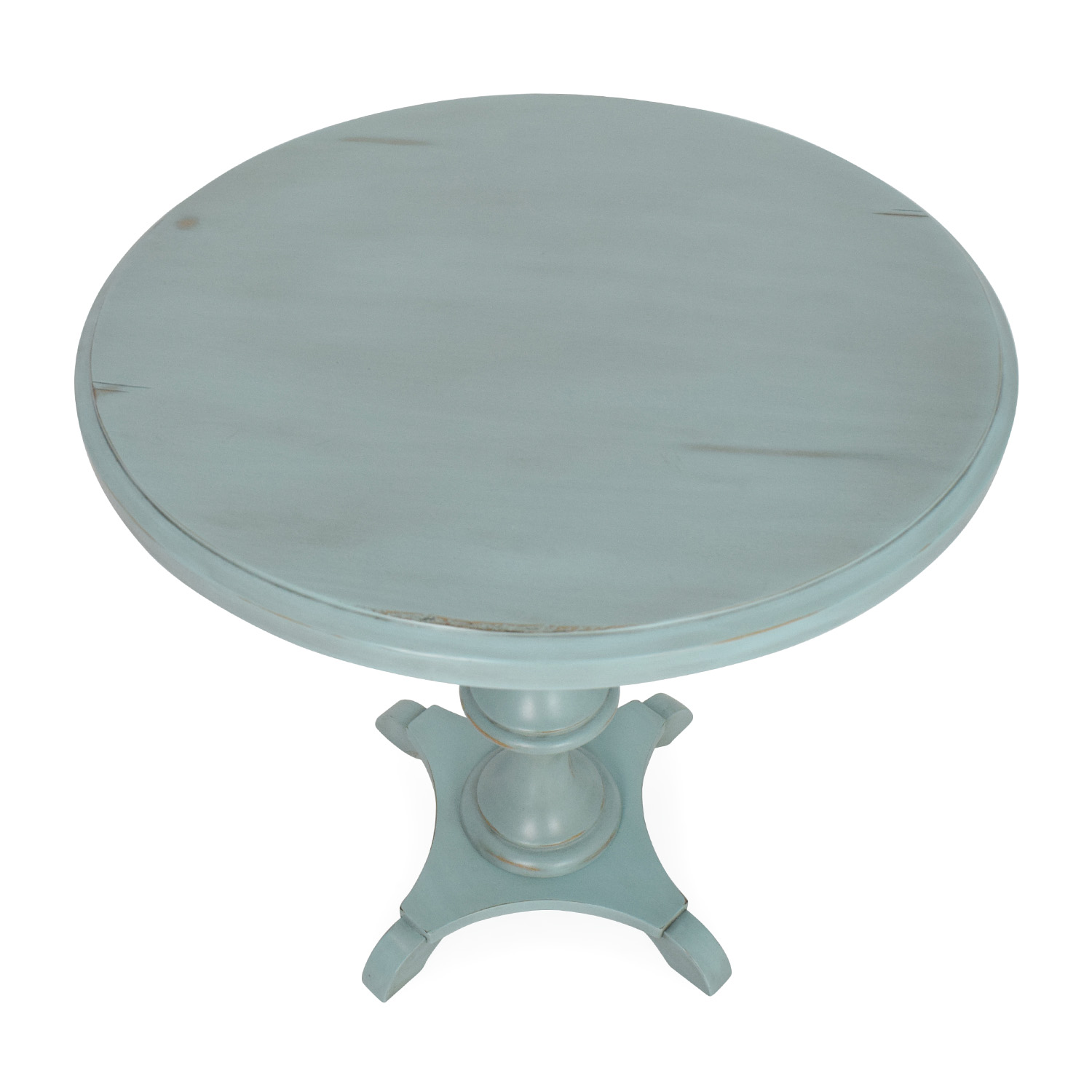 HomeGoods Decorative Pastel Side Table End Tables