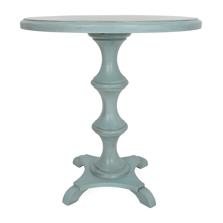 Decorative Pastel Side Table Homegoods Tables