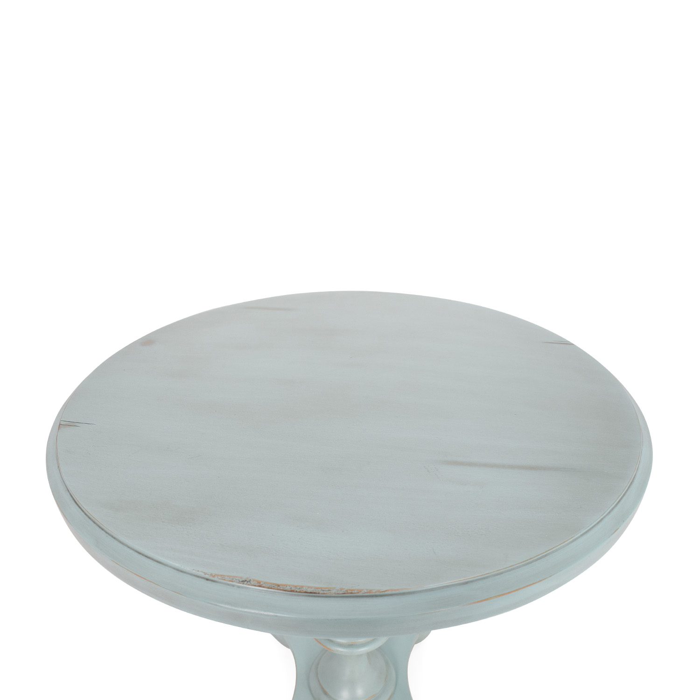 Homegoods Decorative Pastel Side Table