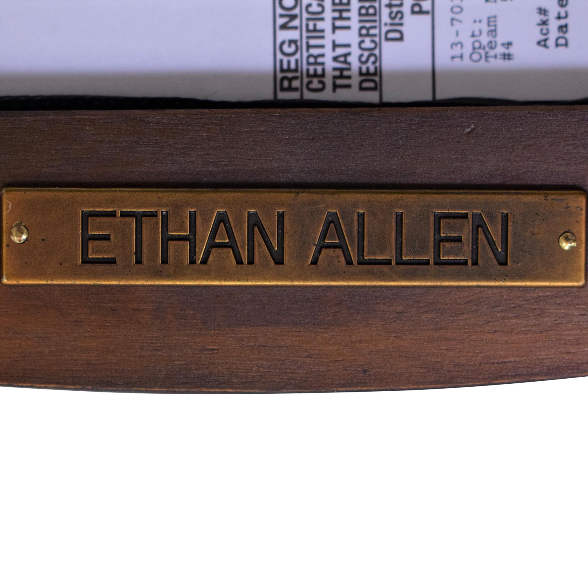 Ethan Allen Ethan Allen Drew Side Chairs Chairs