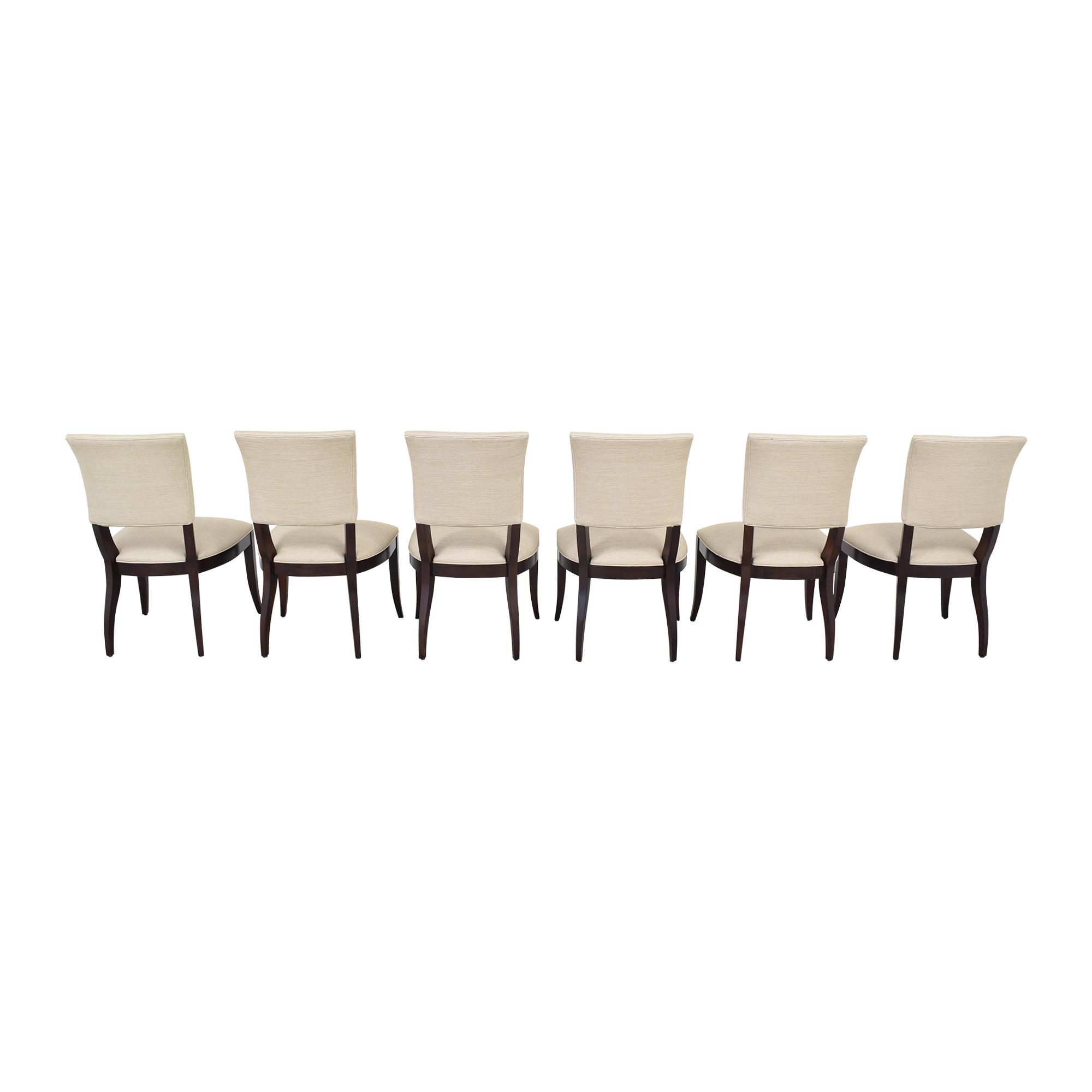 Ethan Allen Ethan Allen Drew Side Chairs dimensions
