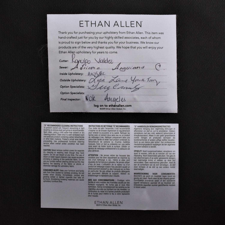 Ethan Allen Ethan Allen Drew Armchairs ma