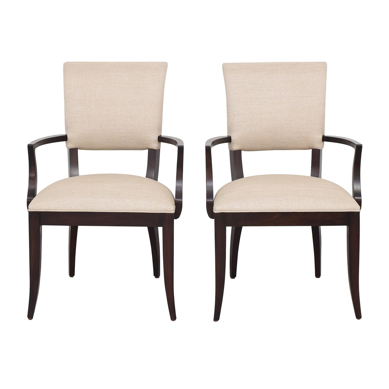 Ethan Allen Ethan Allen Drew Armchairs Chairs