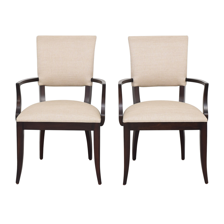 Ethan Allen Ethan Allen Drew Armchairs on sale
