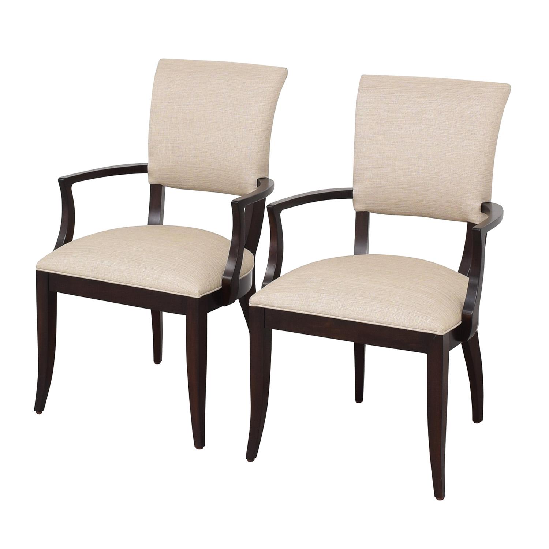 Ethan Allen Ethan Allen Drew Armchairs discount