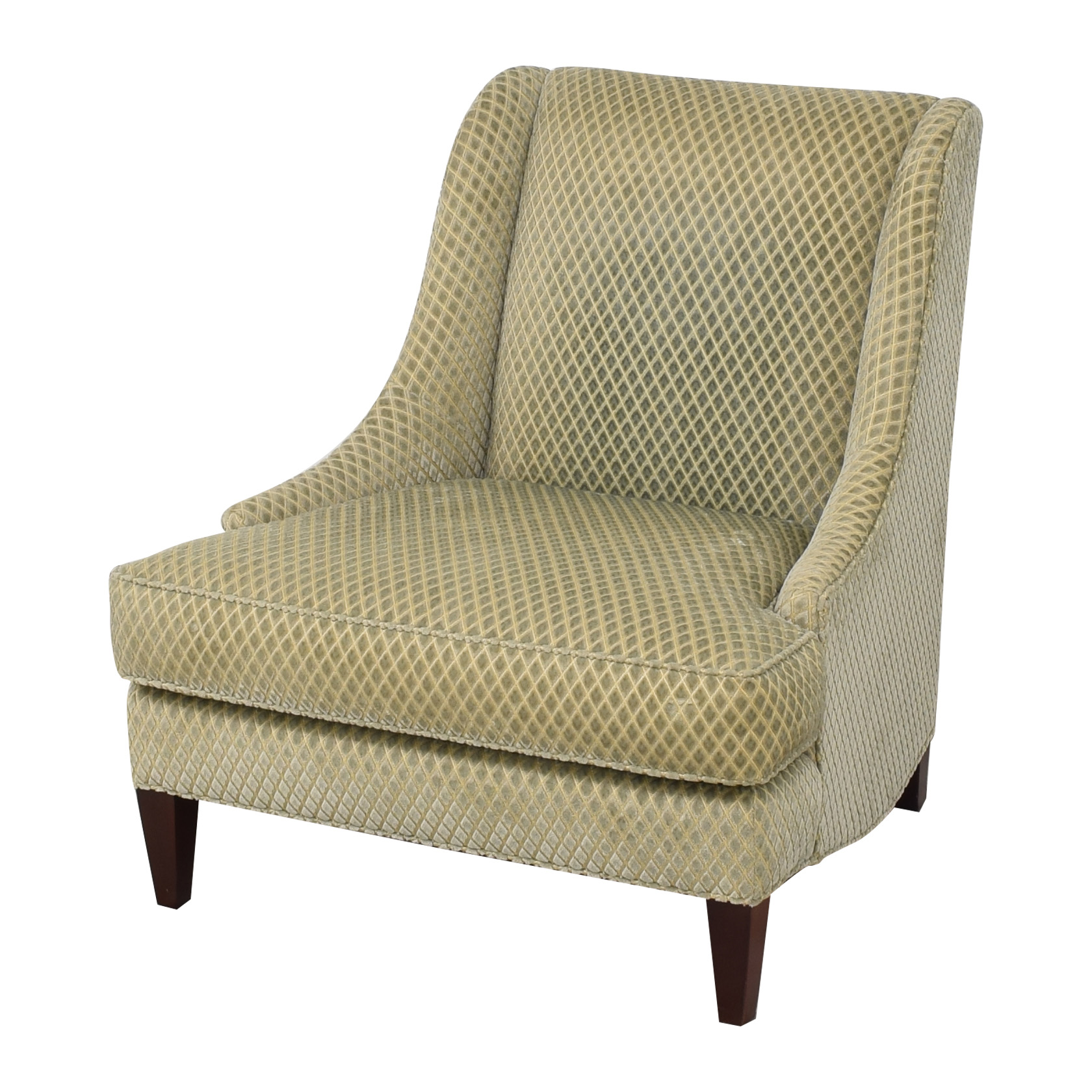 Hickory White Hickory White Armless Chair used