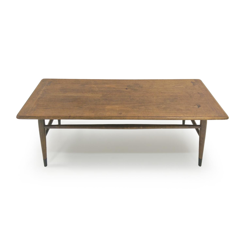 Ikea Mid Century Modern Coffee Table: Coffee Second Hand