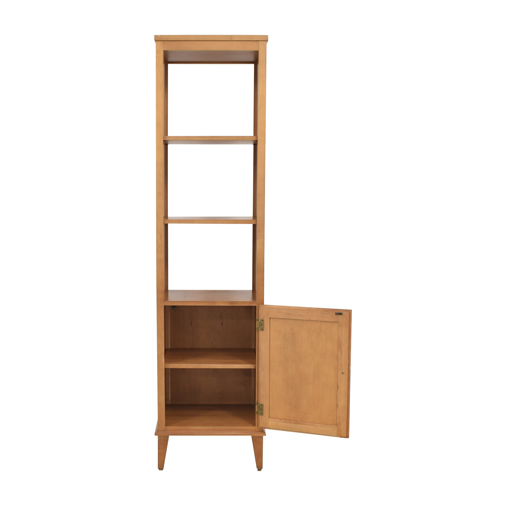 Ethan Allen Ethan Allen Elements Bookcase light brown