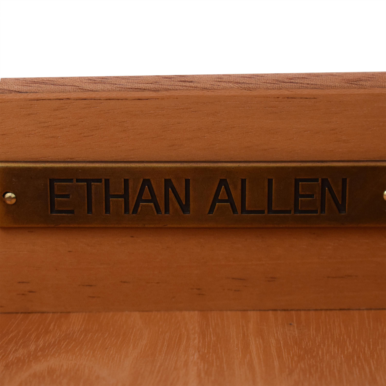 shop Ethan Allen Wilshire Table Ethan Allen Tables