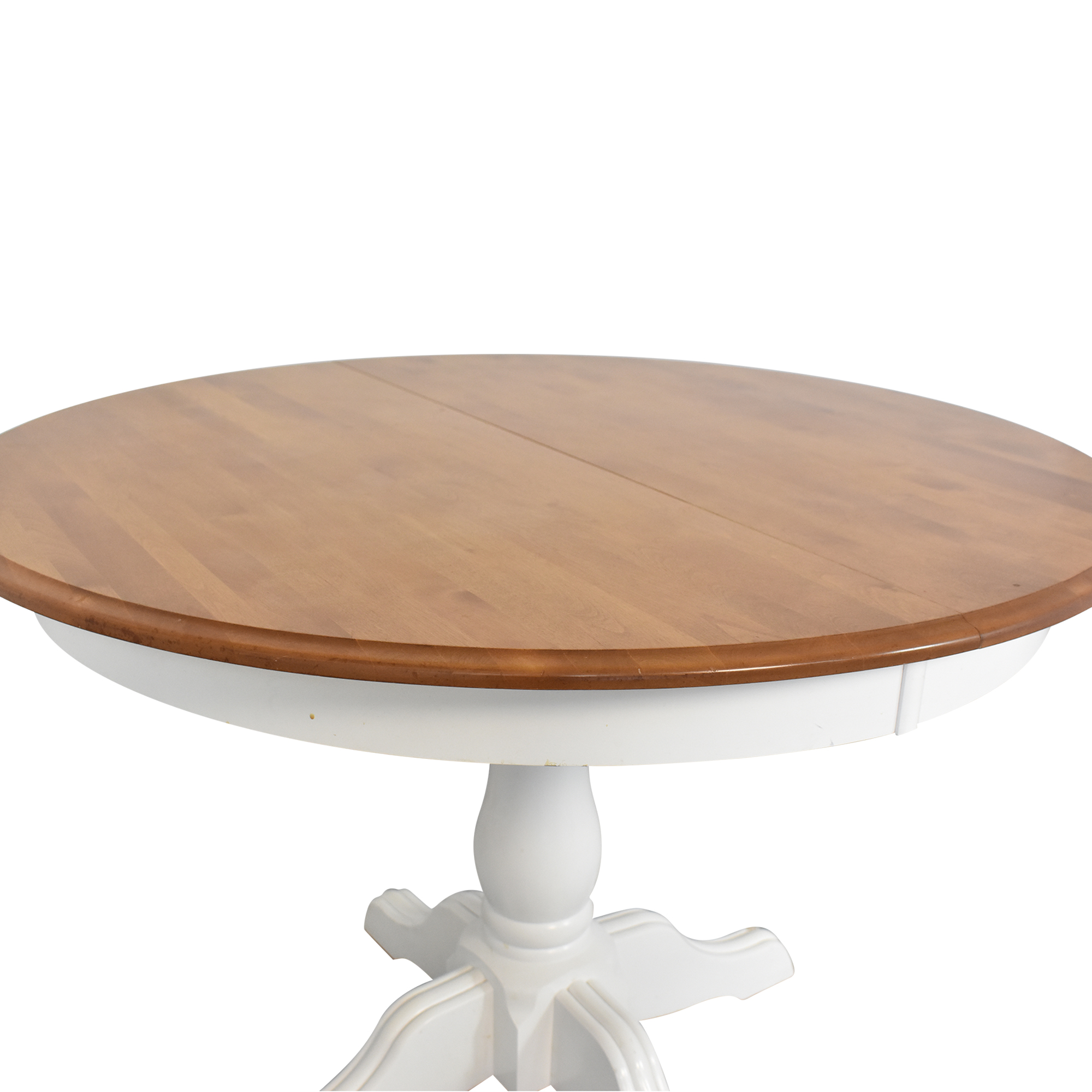 Pedestal Extended Dining Table sale