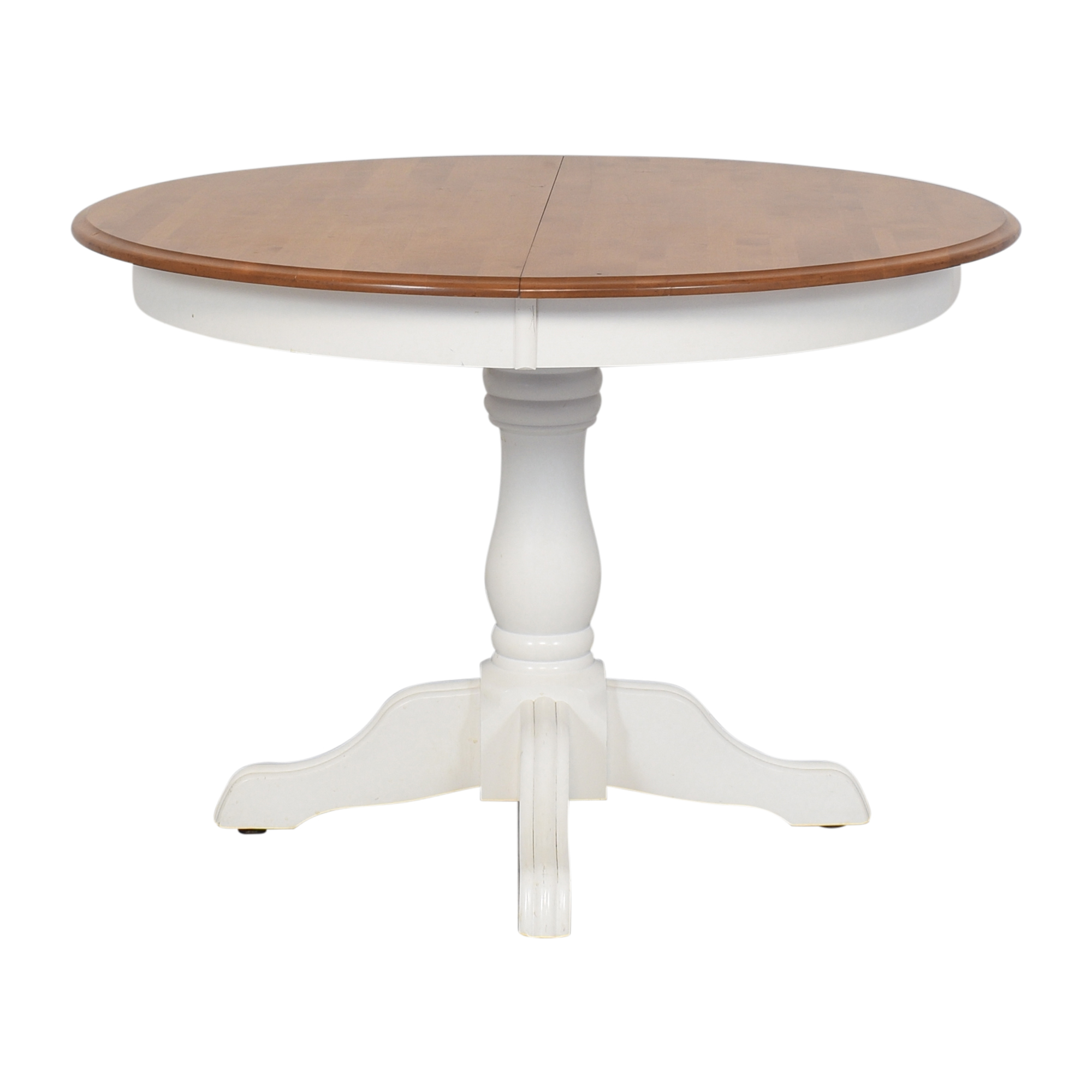 buy  Pedestal Extended Dining Table online