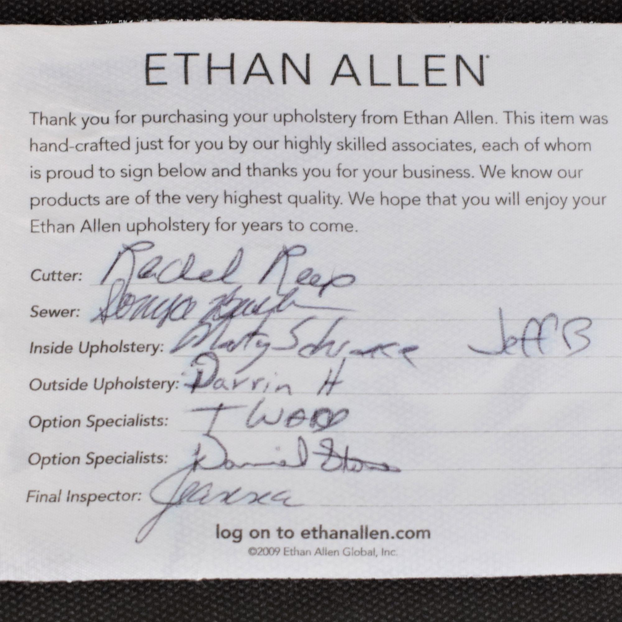 shop Ethan Allen Recliner Ethan Allen Recliners
