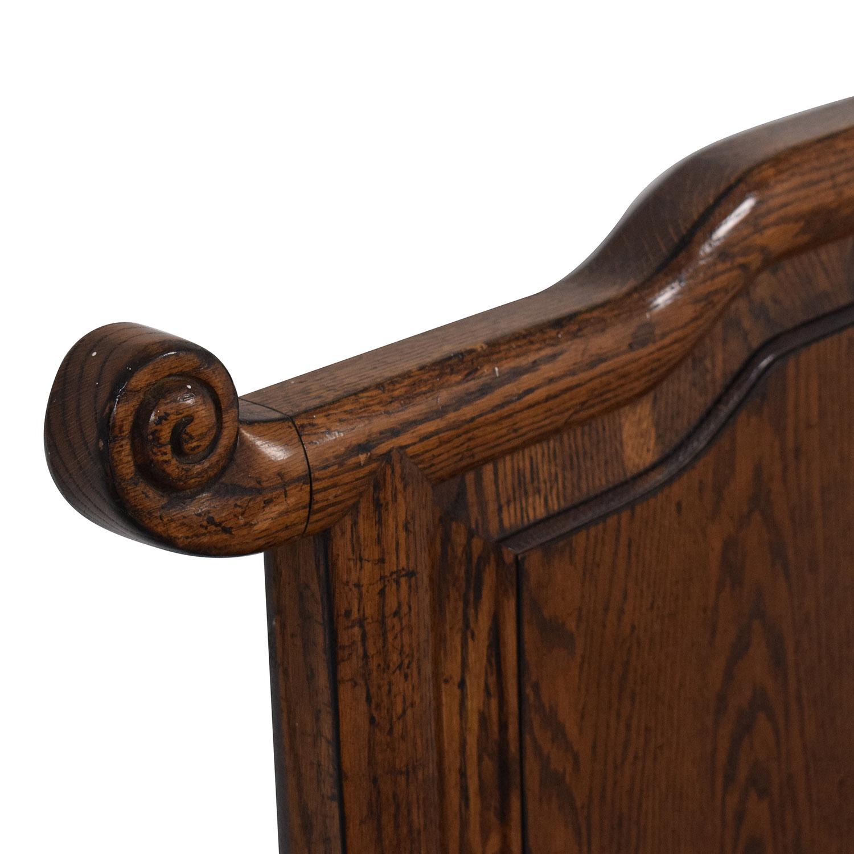 Henredon Furniture Henredon Furniture Full Headboard nyc