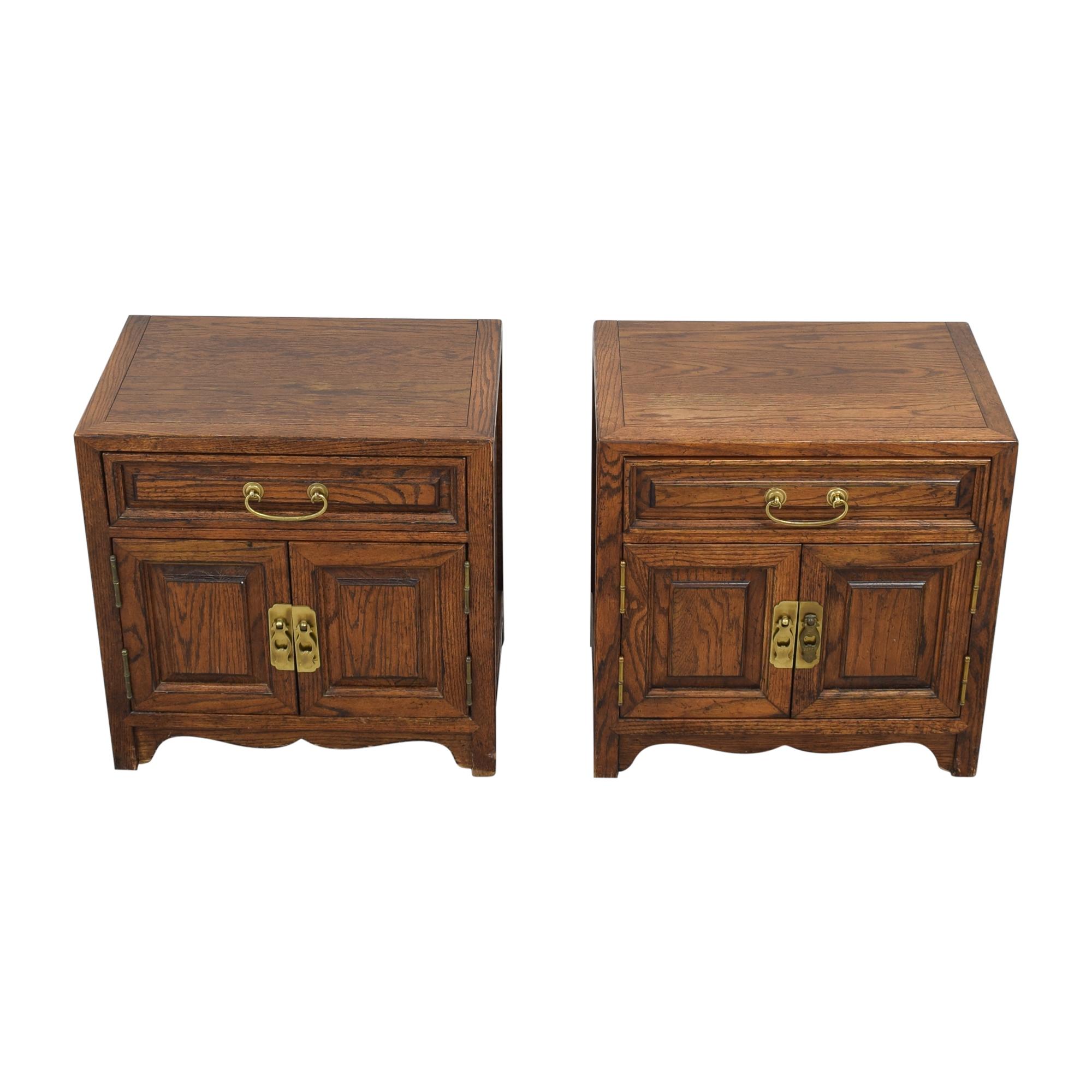 Century Furniture Century Furniture Nightstands Tables