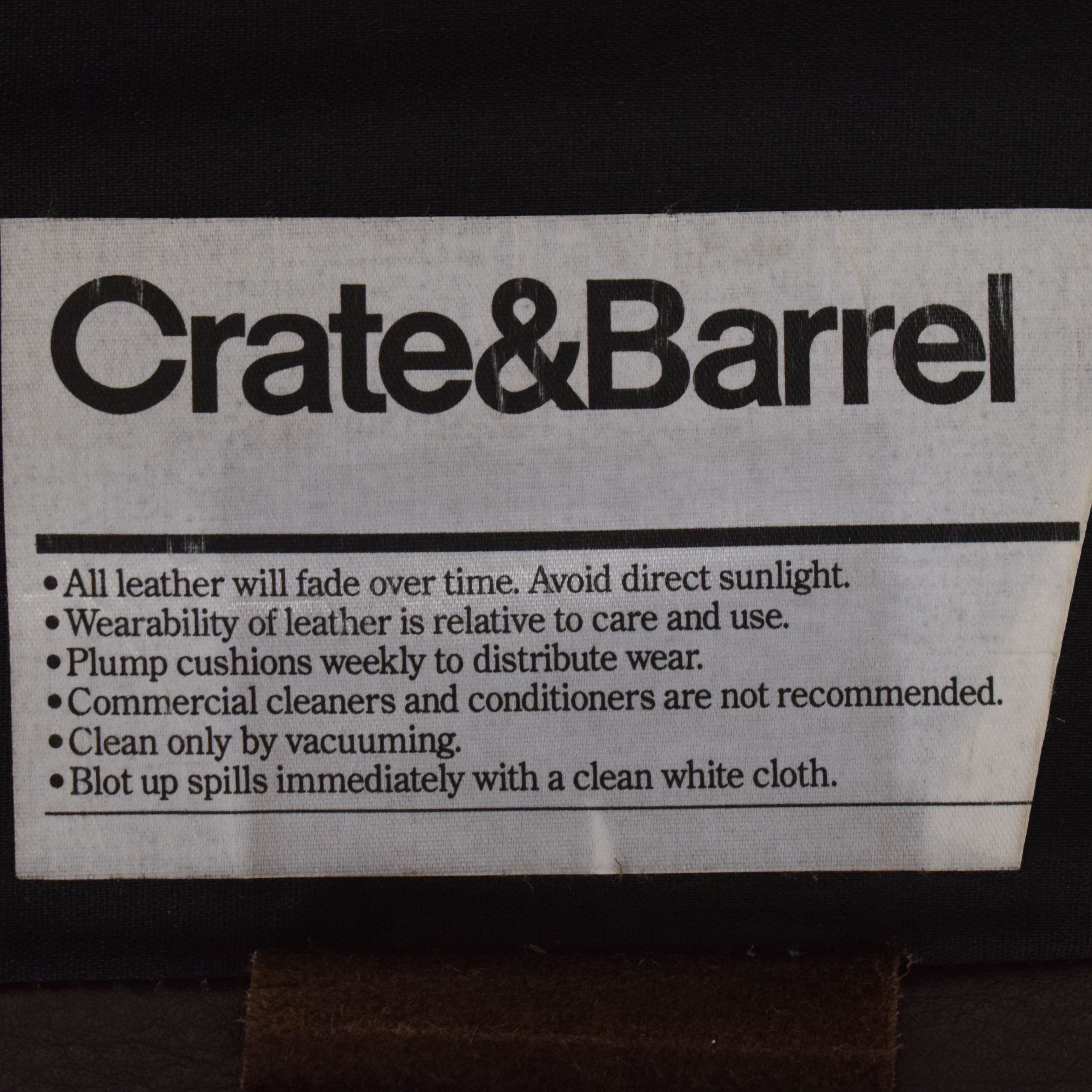 buy Crate & Barrel Axis II Chair Crate & Barrel Chairs