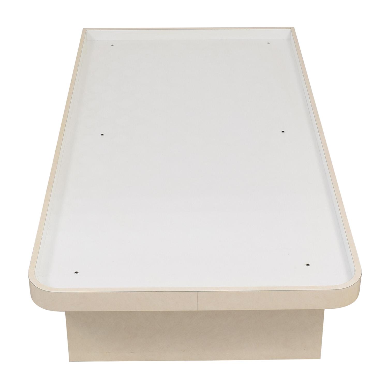 Platform Twin Bed Frame sale