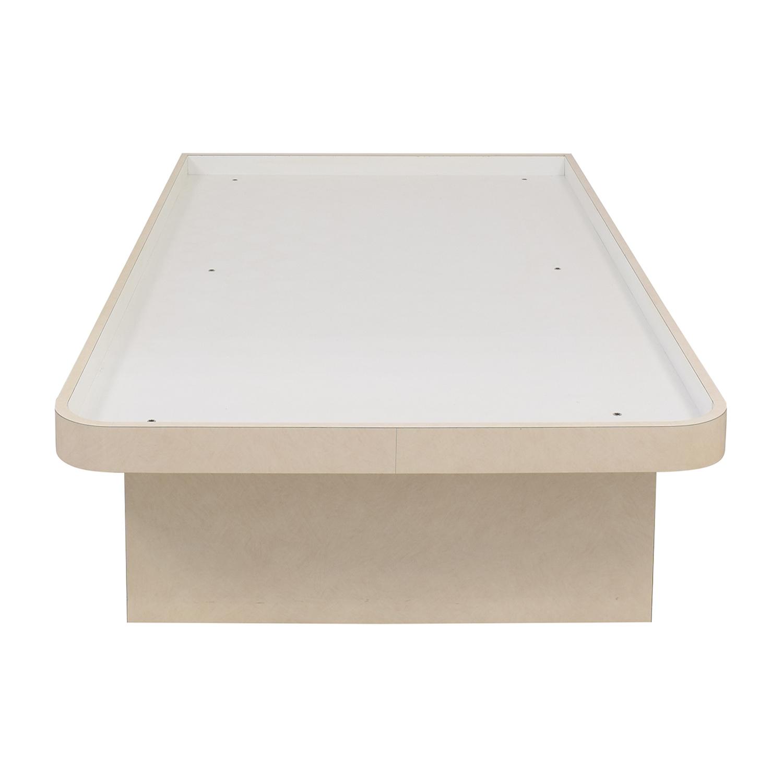 buy Platform Twin Bed Frame