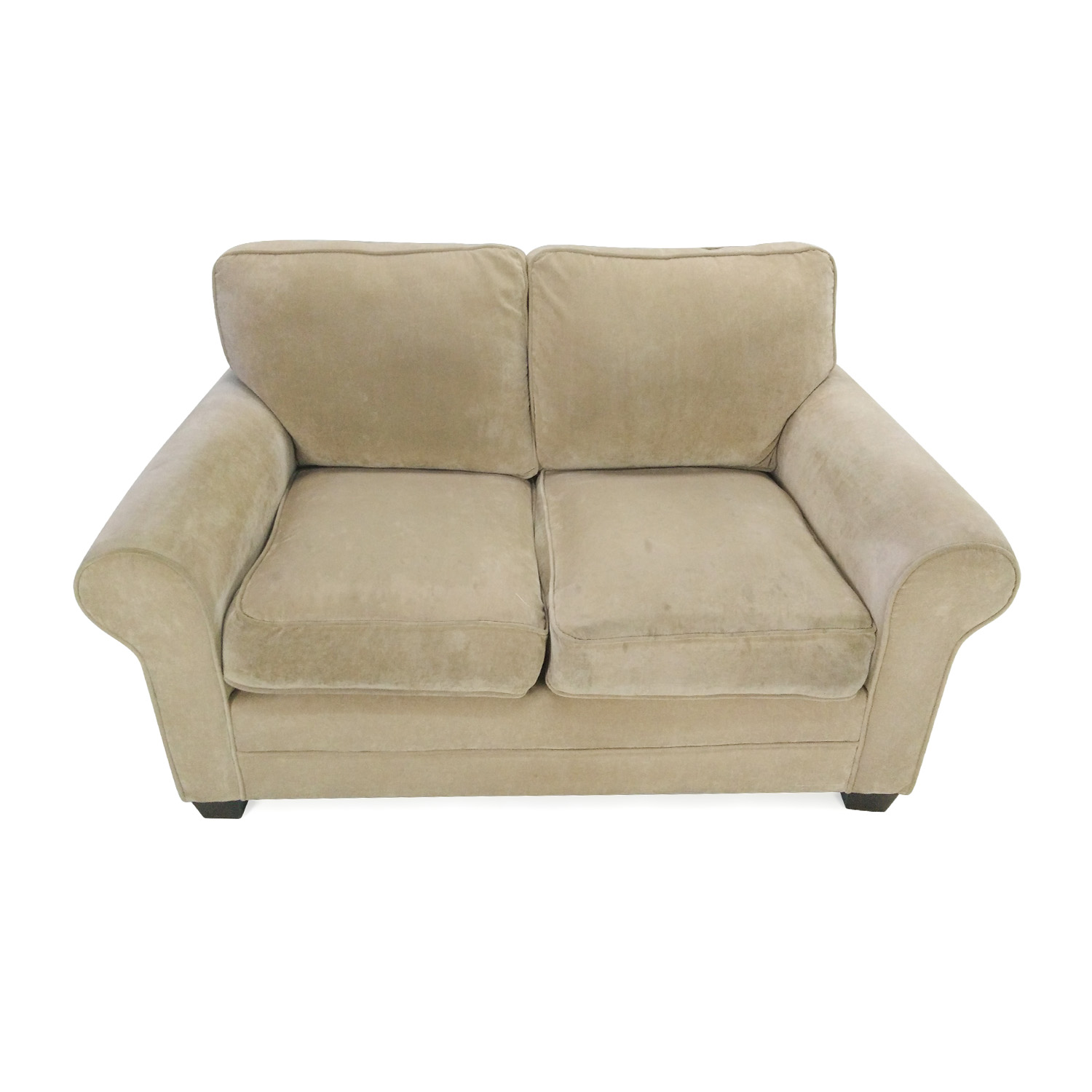 Peachy 57 Off Bobs Discount Furniture Bobs Comfy Loveseat Sofas Gamerscity Chair Design For Home Gamerscityorg