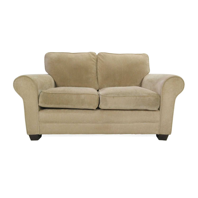 Tremendous 57 Off Bobs Discount Furniture Bobs Comfy Loveseat Sofas Frankydiablos Diy Chair Ideas Frankydiabloscom