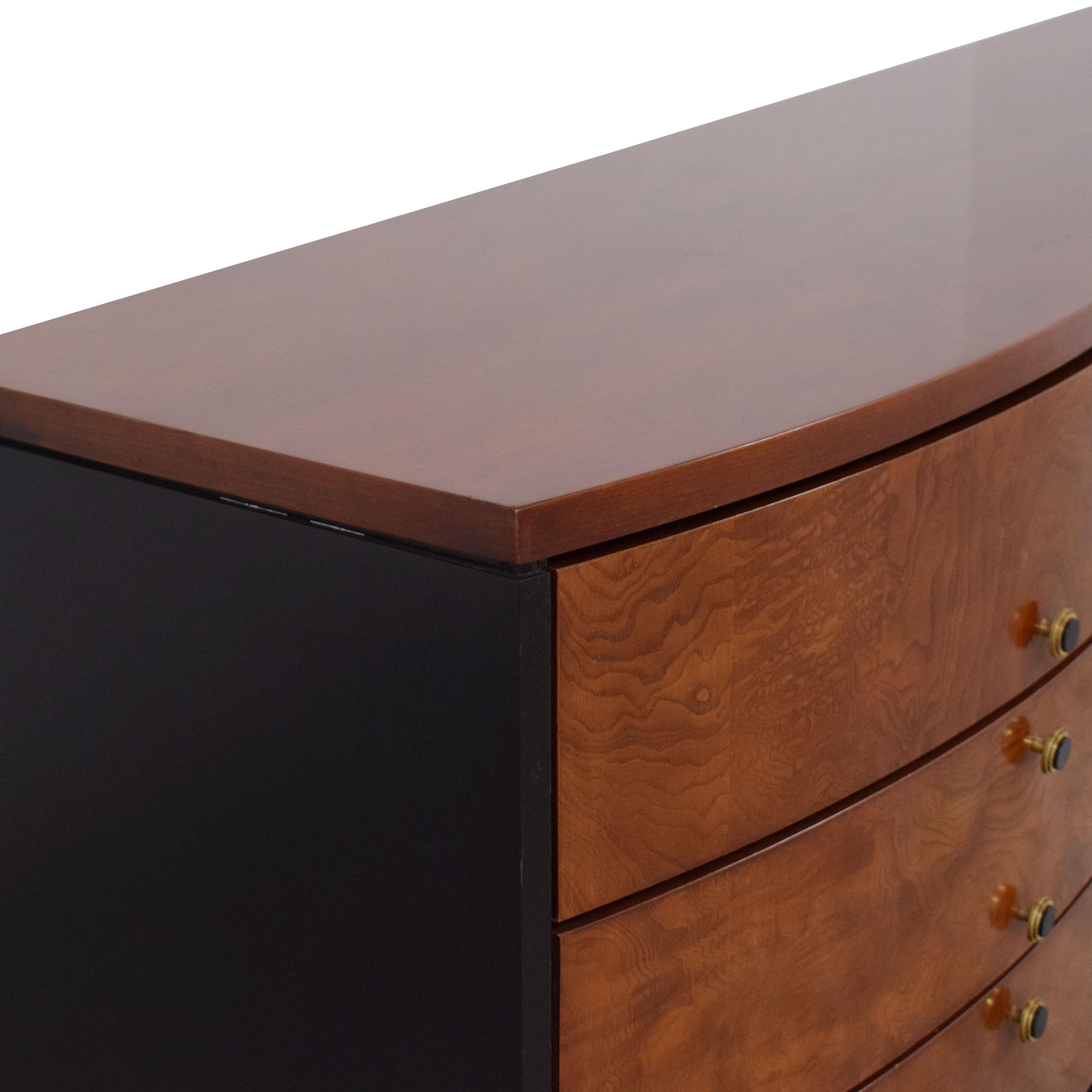 Henredon Furniture Henredon Furniture Bow Front Dresser nyc