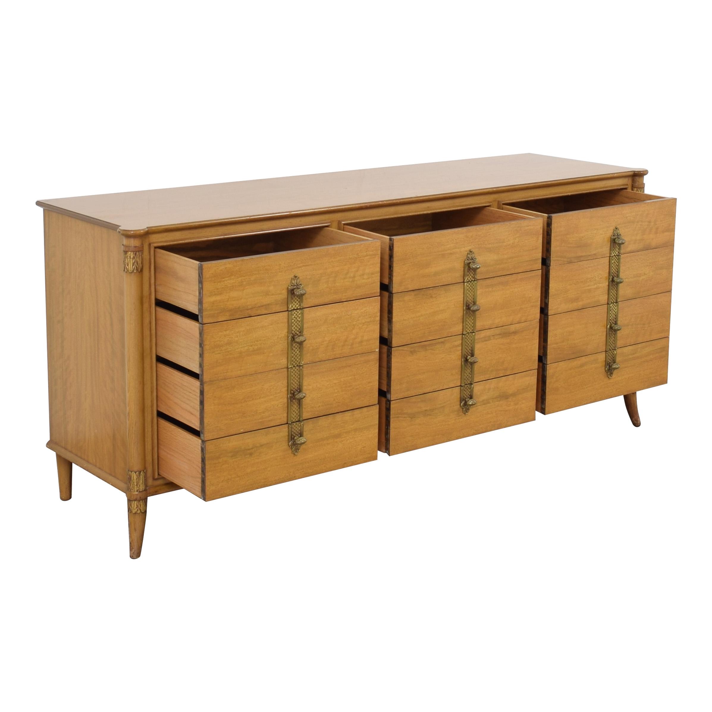 buy Albano Mid-Century Dresser Albano Dressers