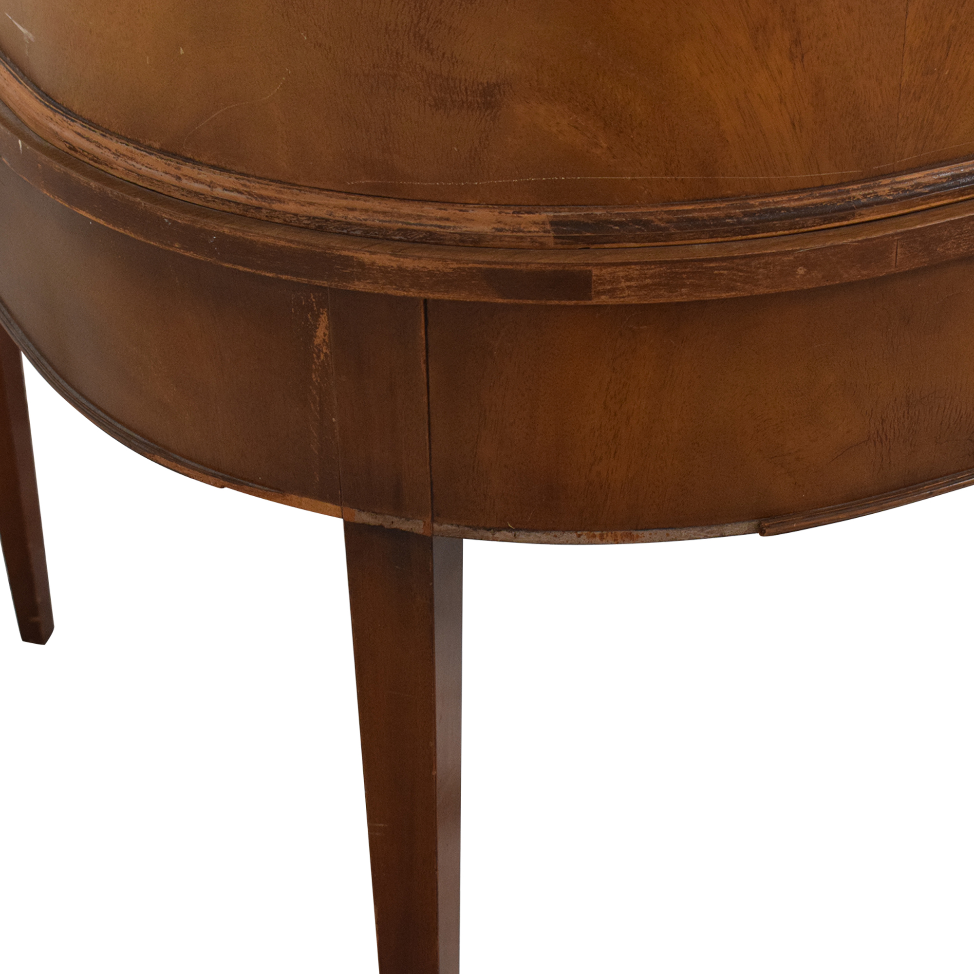 Stiehl Furniture Stiehl Furniture Mahogany Secretary Desk ma